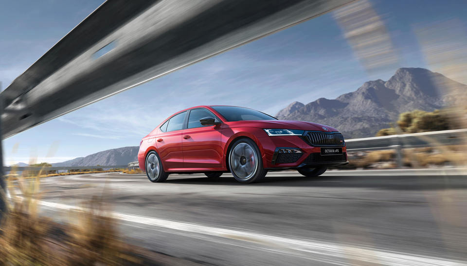 All-new Octavia - Coming Soon