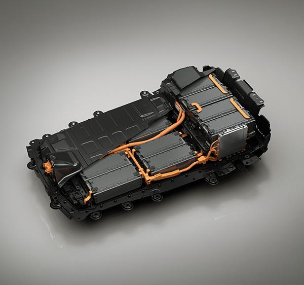All-New Mazda MX-30 battery