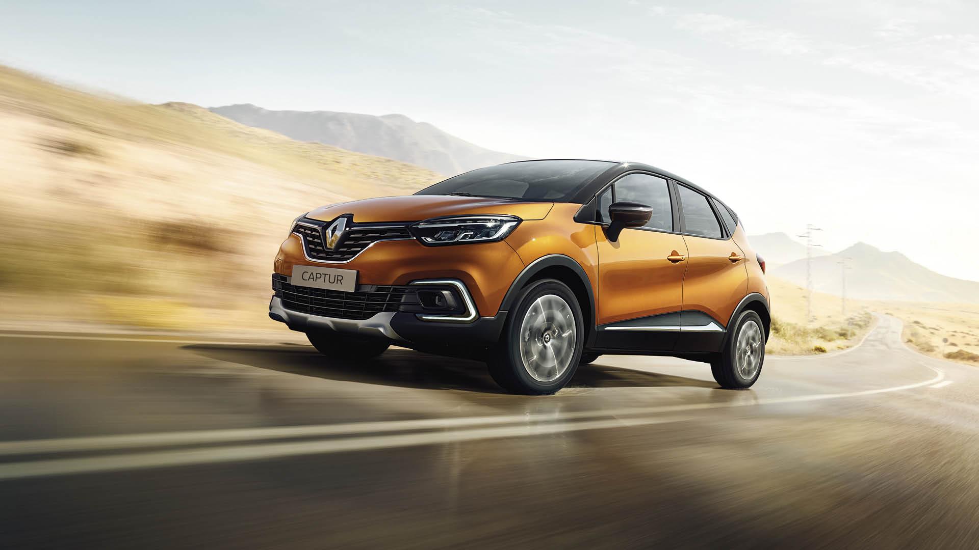 New Captur Even More Distinctive Donnelly Renault