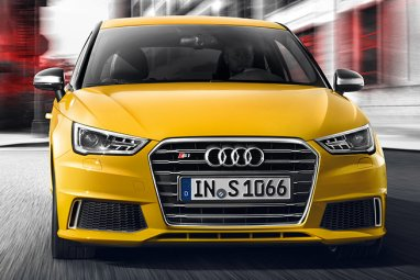 The Audi S1