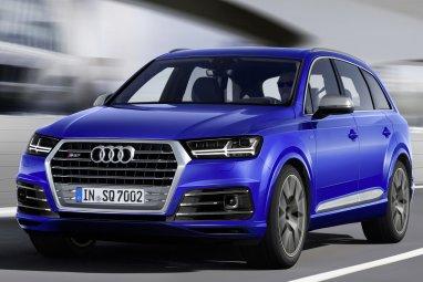 The Audi SQ7