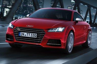 The Audi TTS