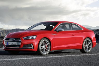 The Audi S5