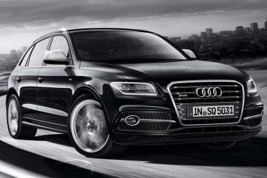 The Audi SQ5