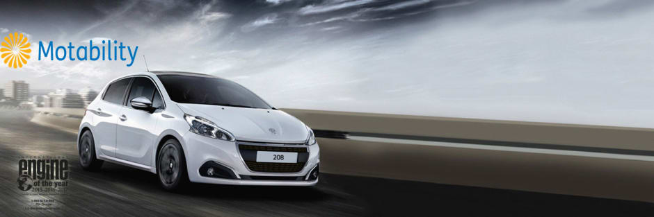 208 Motability Offer | Norton Way Peugeot