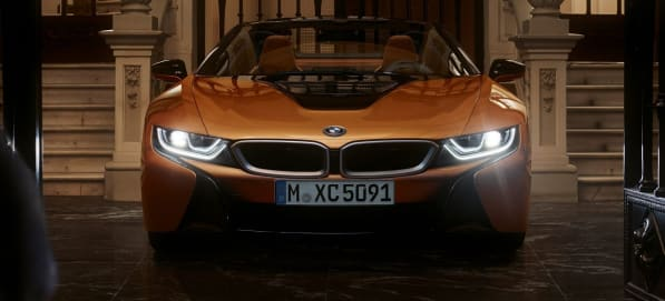 New Bmw I8 Roadster Portsmouth Isle Of Wight Snows Bmw