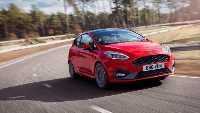 f8e07009b0 New New Ford Fiesta 2019.5 ST-Line 1.0T EcoBoost