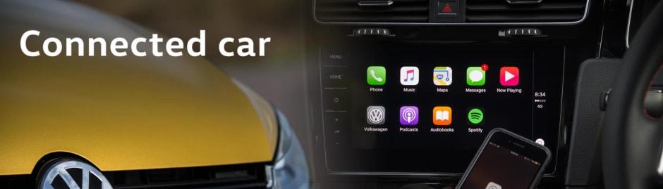 Volkswagen Connected Car | Sytner Volkswagen