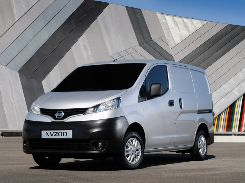 a6442f6811 New Nissan NV200 Van