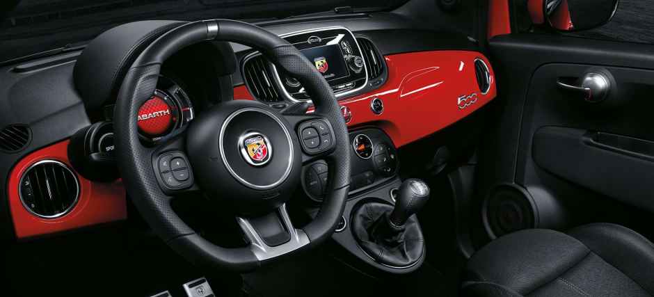 Fiat Abarth Interior Images Billingsblessingbags Org