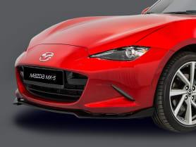Mazda Front Airdam Skirt