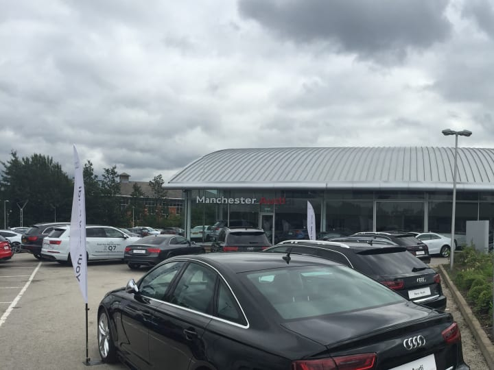 Approved Audi Dealership in Manchester   Official Dealers