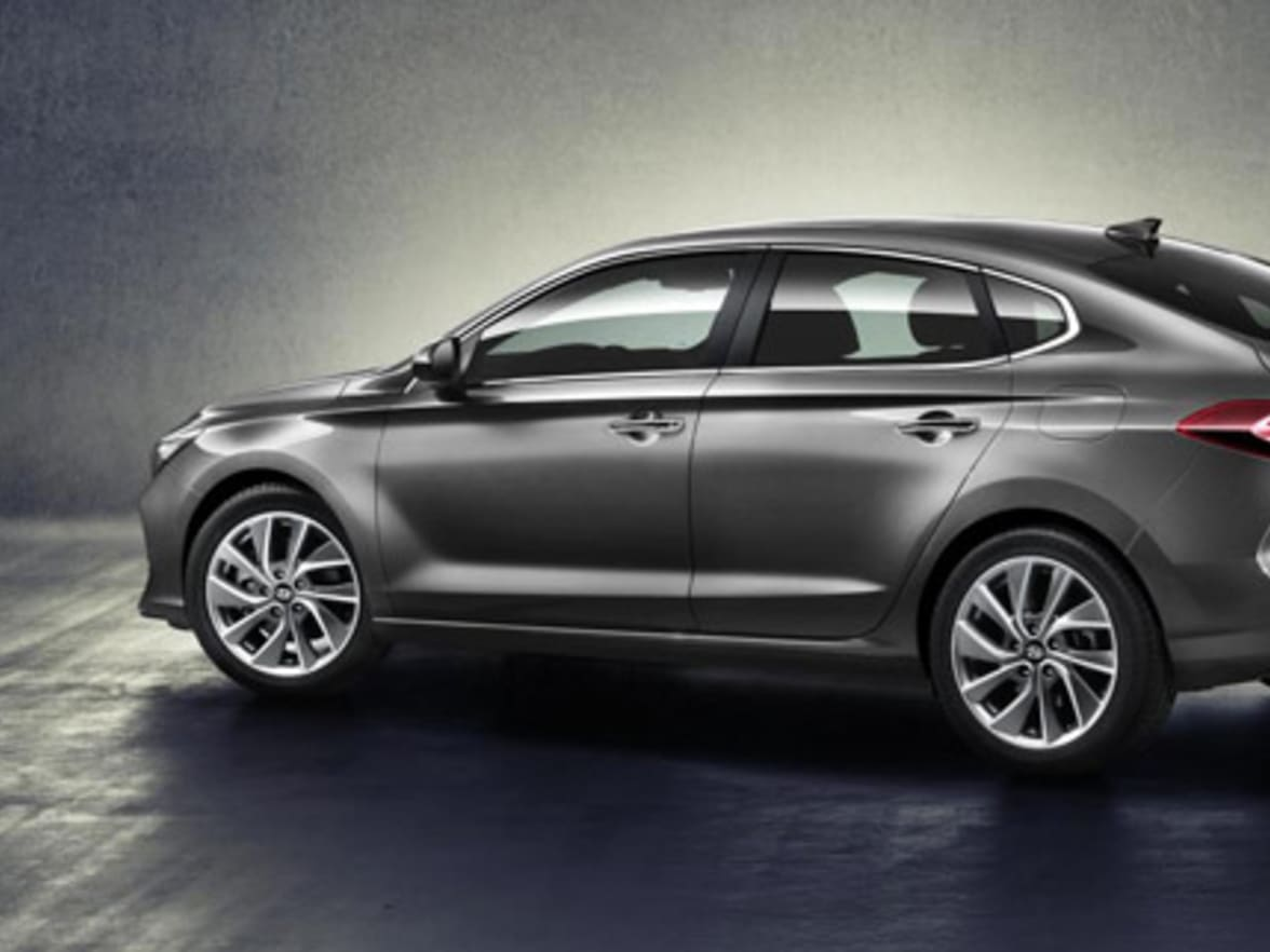 New Generation I30 Fastback Charismatic By Design