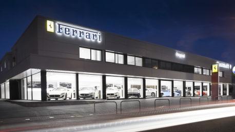 Graypaul Ferrari Nottingham