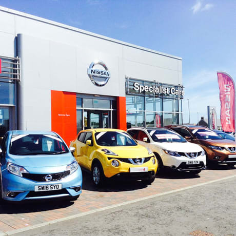 About Us | Specialist Cars Nissan | Car Dealerships in Aberdeen