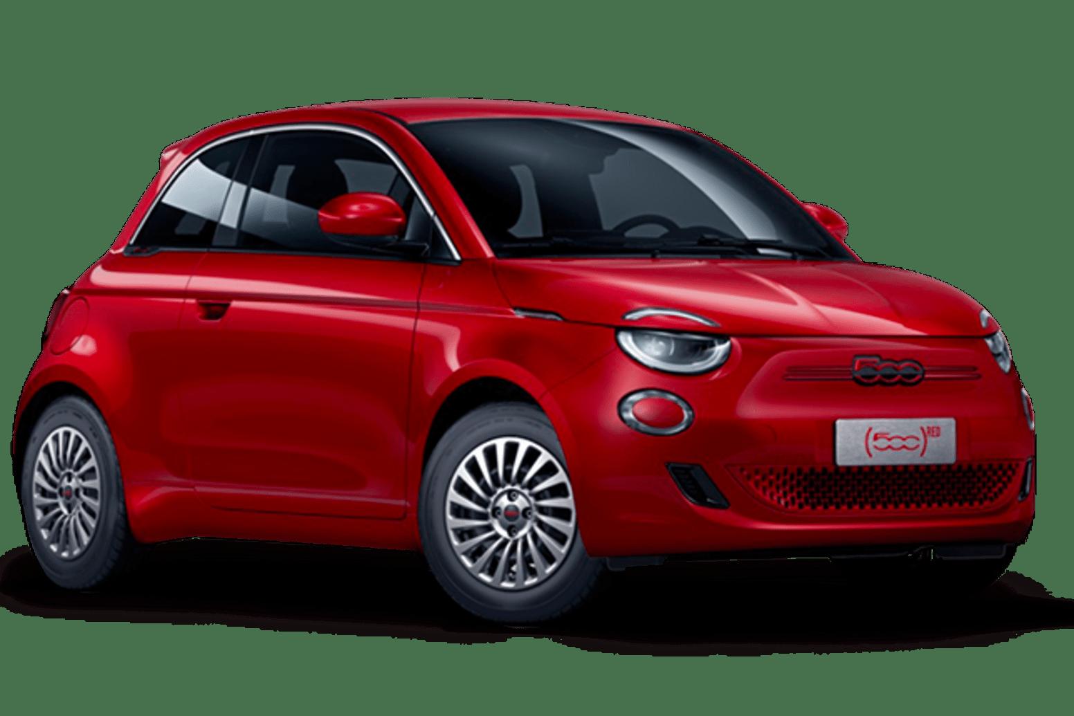Fiat 500e RED