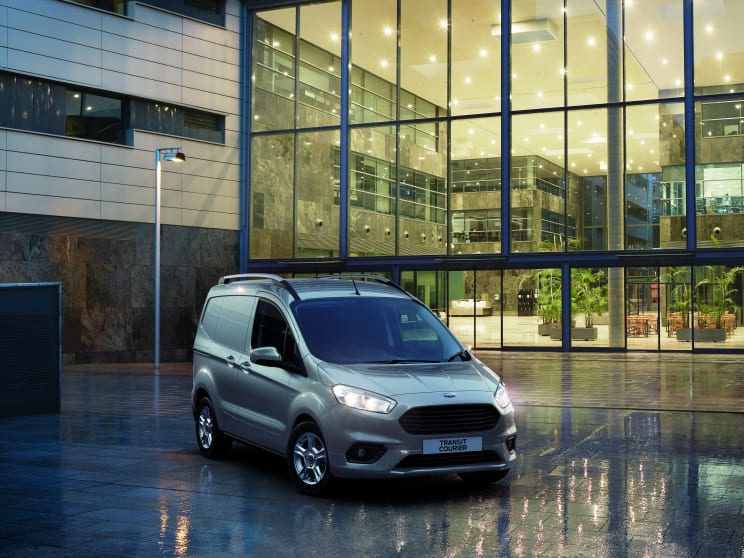 14ce41864a New Ford Transit Courier. View Our Offers