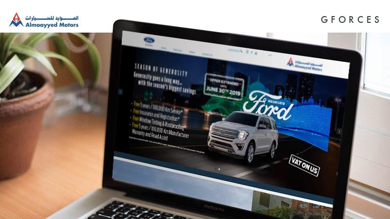 New & Used Ford Dealer   Bahrain   Almoayyed Motors
