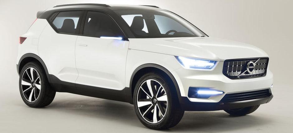 Volvo Xc40 Dimensions – Idea di immagine auto