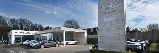 Aston Martin Dealership in Sevenoaks | Official Dealers