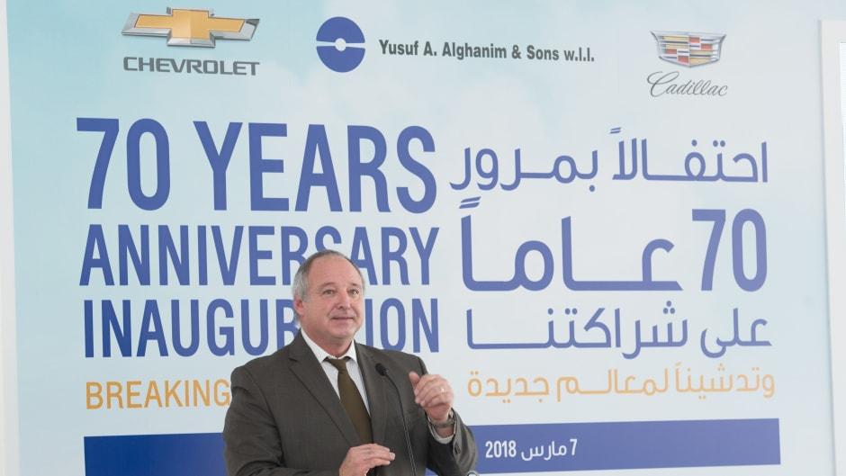 celebrate 70-years partnership | Kuwait | Alghanim Automotive