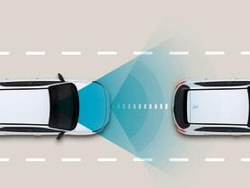 Hyundai i20Autonomous Emergency Braking (AEB)