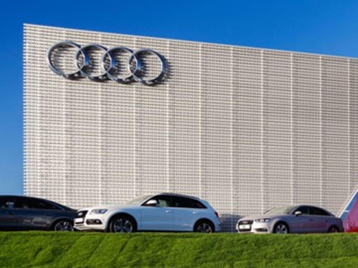 Audi Dealers Aberdeen Dundee John Clark Audi - Audi car dealership