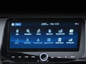 Hyundai i30 Touchscreen Navigation