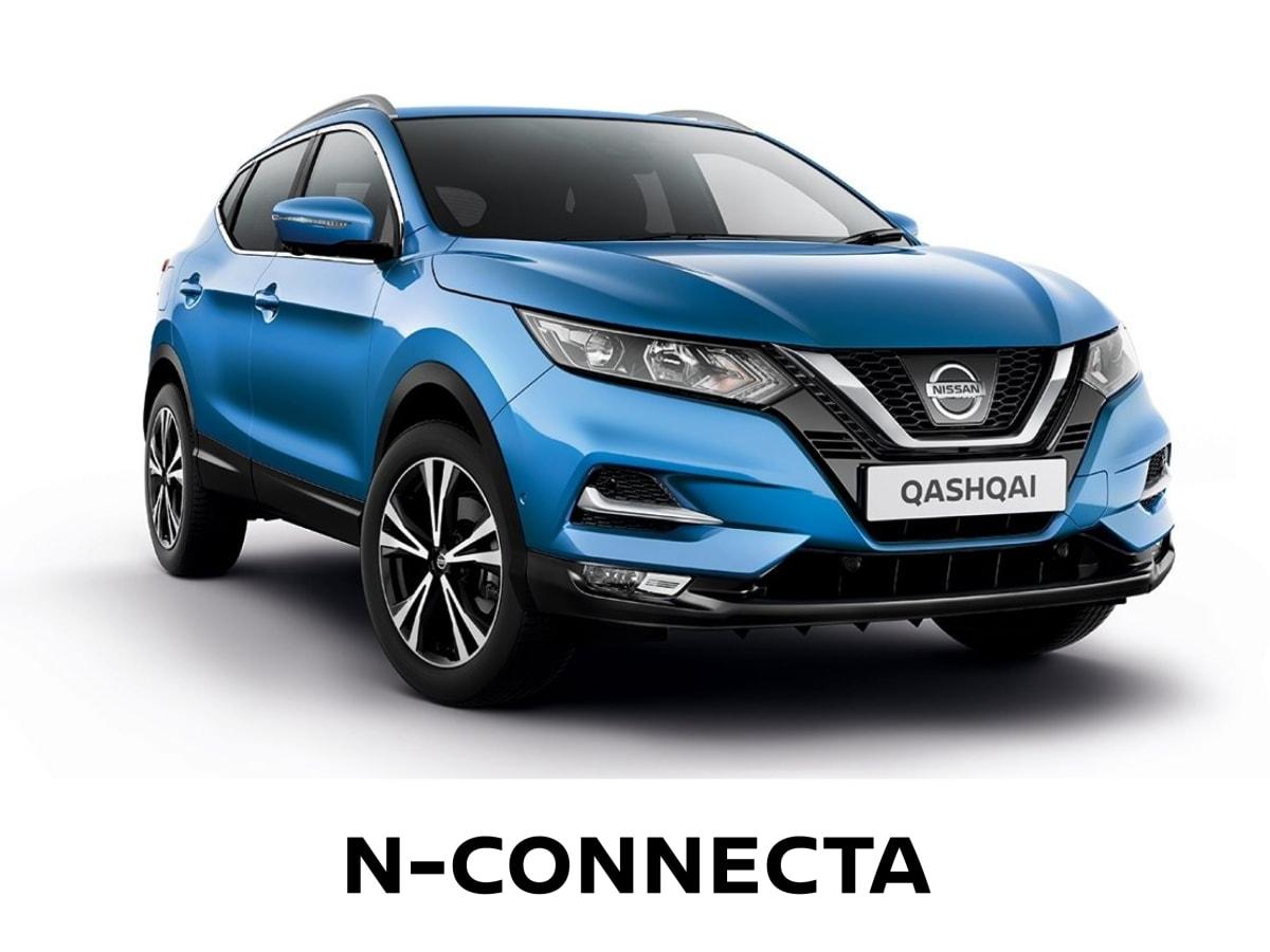 New Nissan Qashqai | Lancashire & Wigan | Chorley Group