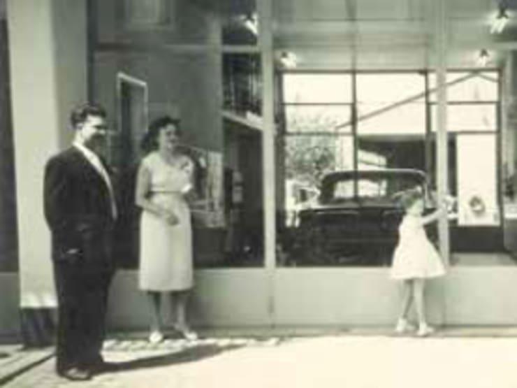 Foto familie Top in Peugeot autogarage