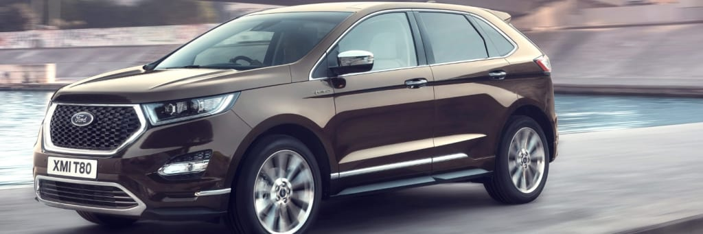 New Ford Edge Vignale Trowbridge Wiltshire Islington Motor