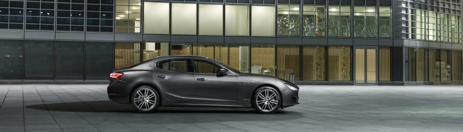 New Maserati Ghibli Book Your Test Drive