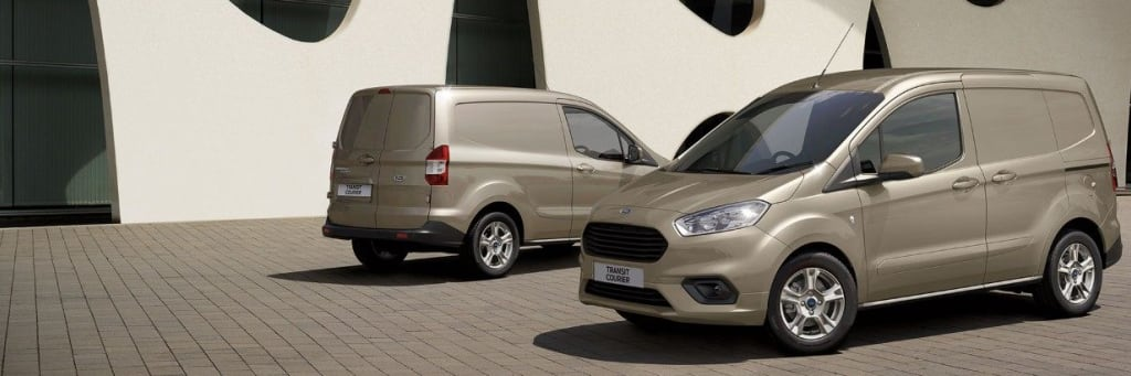 965ddc2b6b New Ford Transit Courier