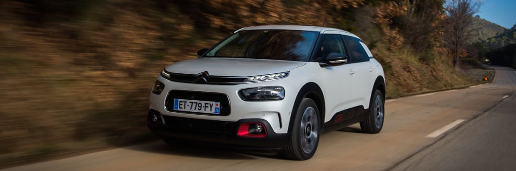 New Citroën C4 Cactus | Trowbridge, Wiltshire | Islington Motor