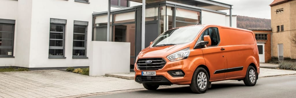 New Transit Custom Keighley Keighley Ford Transit Centre