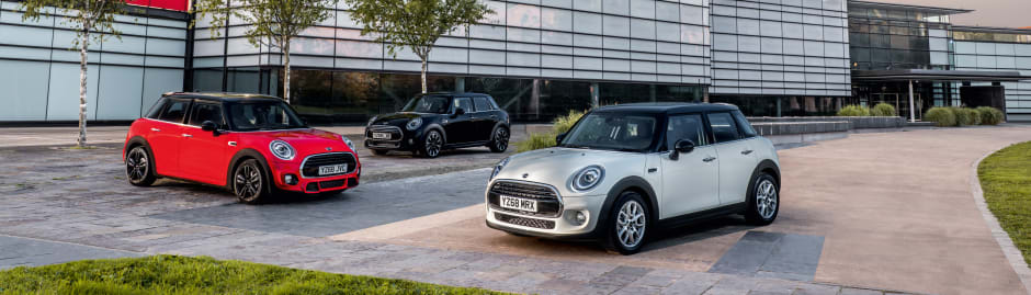Three New Mini Styles Across The Range Sytner Group Limited