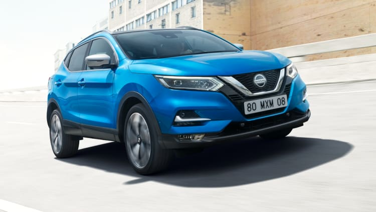 Nissan Finance Lease Deals New Nissan Car Offers In Dorchester