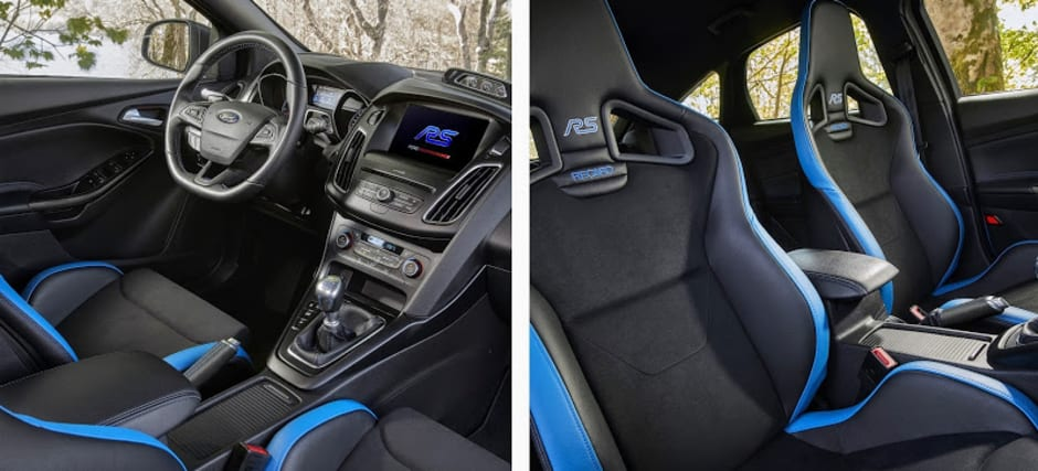 And Pricing With Ford Focus St Blue Interior