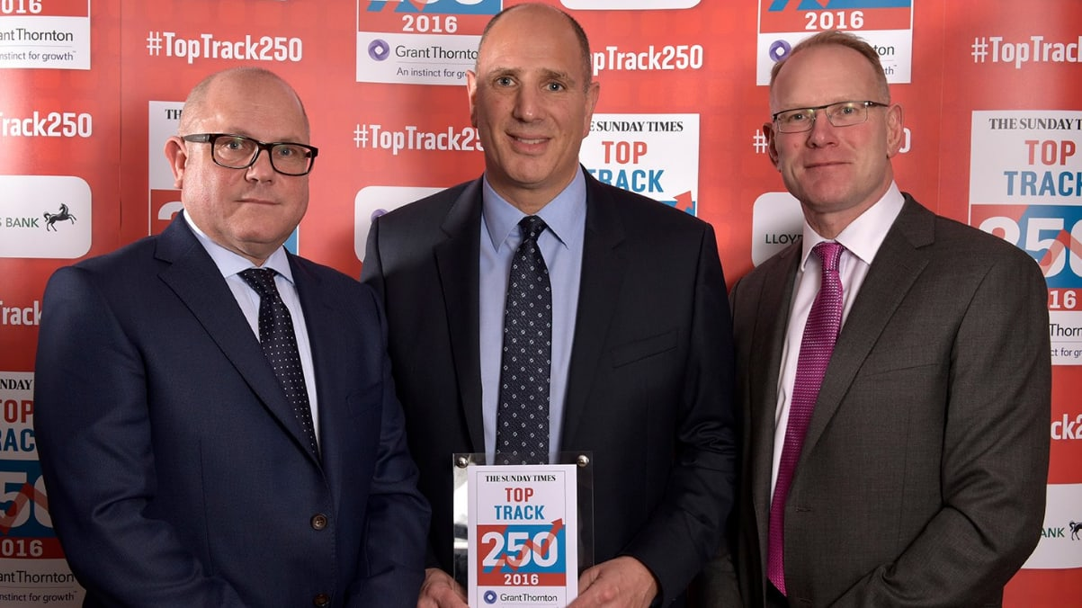 Sunday Times 2016 Top Track 250