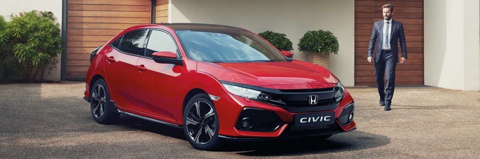 Honda Civic Wins Big At Company Car Today Awards