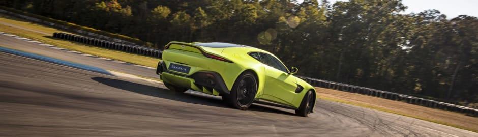 New Aston Martin Vantage Unveiled