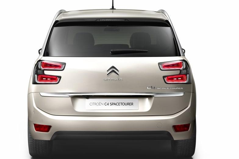 New Citroën Grand C4 SpaceTourer   Bangor & Dungannon
