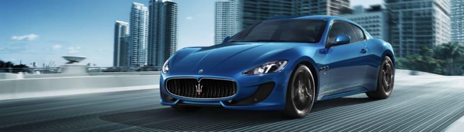 Maserati granturismo maintenance schedule
