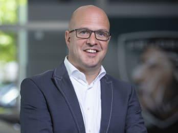 Nefkens Fleetsales Kasper Stikkelorum verkoopleider