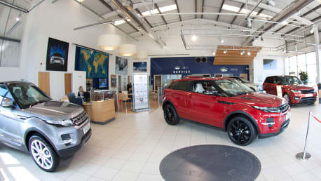Guy Salmon Land Rover Maidstone | Sytner Group Limited