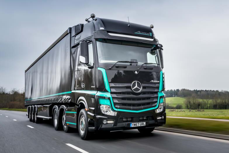 Mercedes-Benz Genuine Wiper Blades Atego Truck
