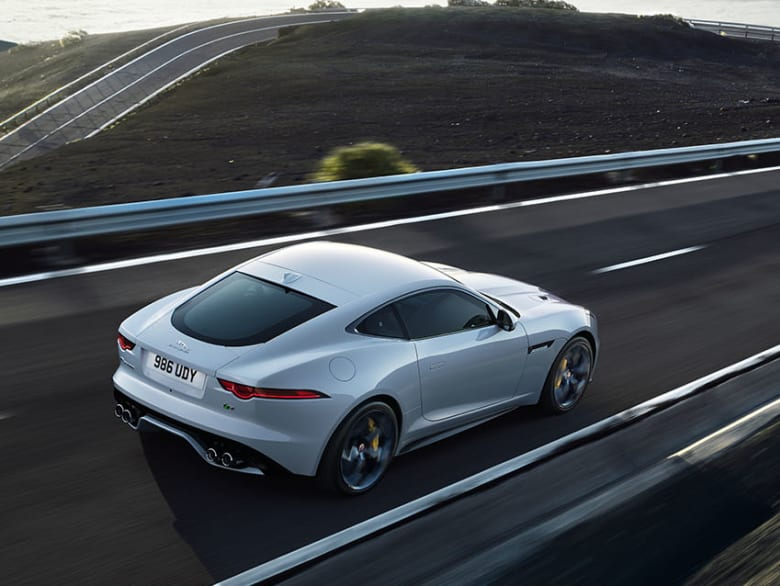 F Type Coupe >> New Jaguar F Type Coupe Offers And Deals Jardine Motors
