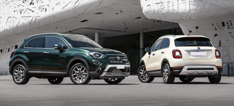 Facelifted Fiat 500x Crossover Price Specs And Latest News Blog