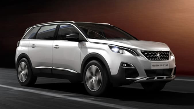 Peugeot 5008 SUV in Aberdeen | New Peugeot Cars for sale