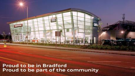 Bradford Audi Sytner Group Limited - Langan audi